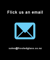 Sales @ Frosted Glass